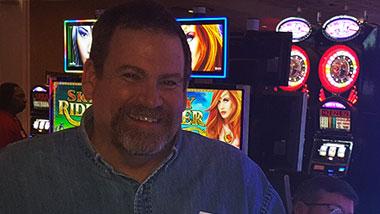 Margaritaville Casino Recent Jackpot Winner John L