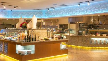 World Tour Buffet at Margaritaville Casino