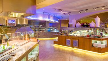 World Tour Buffet at Margaritaville