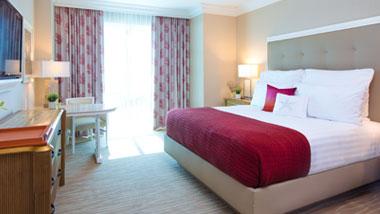 Margaritaville Resort Casino Standard King Hotel Room
