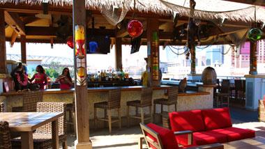 Busted Coconut Bar Margaritaville