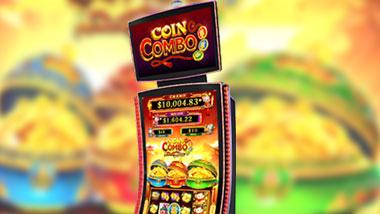 A Coin Combo slot machine.