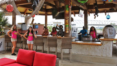Busted Coconut Bar Margaritaville Resort Casino Bossier City