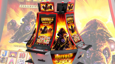 Buffalo Gold Slot Towers
