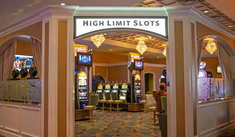 High Limit Slots Odds