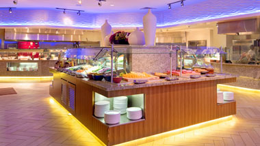 World Tour Buffet at Margaritaville Resort Casino Bossier City