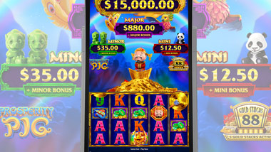 New slot machine Prosperity Pig