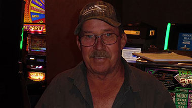 Margaritaville Casino Recent Jackpot Winner James B