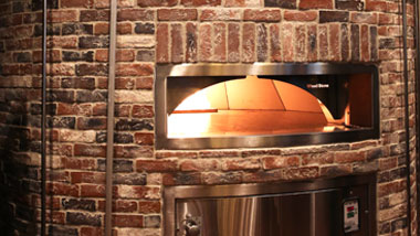 Riverview Pizza Oven